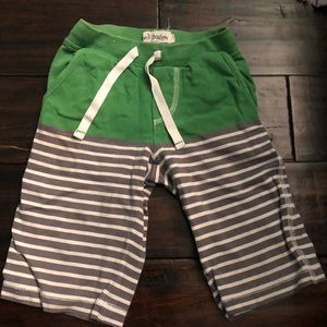 Mini boden baggies sweat shorts